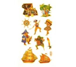 "Lipdukai ""Piratų vakarėlis3"" (1vnt.)"