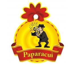 "Medalis ""Paparacui"" (9cm.)"