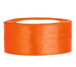 Medžiaginė juostelė/oranžinė (25mm./25m.)