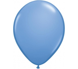 Melsvi pasteliniai balionai (25vnt./28cm.Q11)