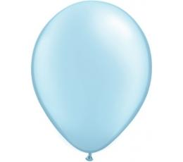 Melsvi perlamutriniai balionai (100vnt./13cm. Q5)