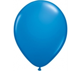 Balionai, mėlyni pasteliniai  (100vnt./13cm.)