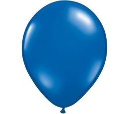 Mėlyni pasteliniai balionai (100vnt./28cm.Q11)
