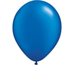 Balionai, mėlyni perlamutriniai  (25 vnt./28 cm.)