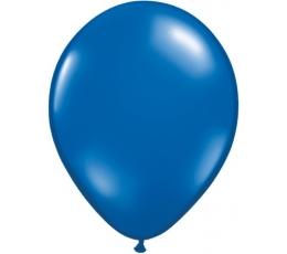 Balionai, mėlyni skaidrūs (100vnt./13cm.)