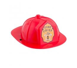 Mini gaisrininko kepurė (1 vnt.)
