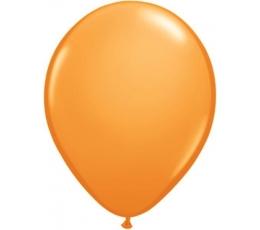 Oranžiniai pasteliniai balionai (100vnt./28cm.Q11)