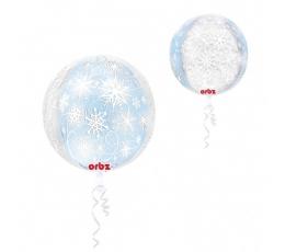 "Orbz. balionas ""Snaigės"" (38 cm. x 40 cm.)"