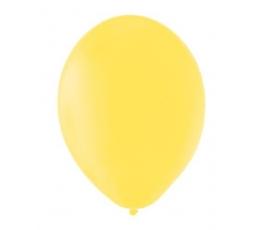 Balionai / geltoni pasteliniai (100vnt./28cm. G110)