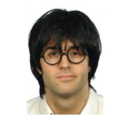 Perukas ir akiniai