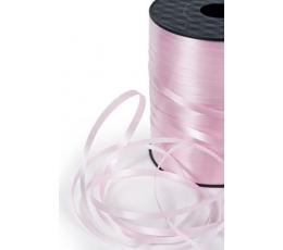 Plastikinė juostelė / rožinė (4.8 mm. X 500 m.)