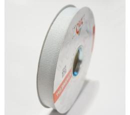 Plastikinė juostelė / sidabrinė (19 mm. x 75 cm.)