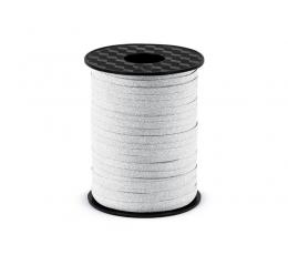 Plastikinė juostelė / sidabrinė (5 mm. x 225 m.)
