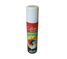 Plaukų lakas / baltas (75 ml.)