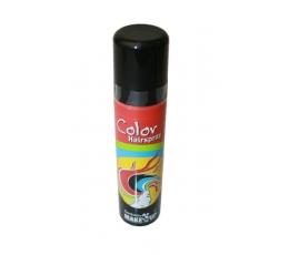 Plaukų lakas / juodas (75 ml.)