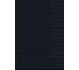 Popierinė staltiesė / juoda (1.37 m. x 2.74 m.)