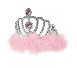 Princesės tiara - karūna (1 vnt.)
