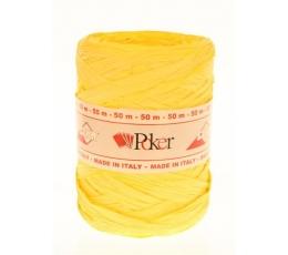 "Rafija dažyta, geltona ""Poker"" (50m.(K202))"
