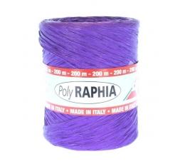 Rafija, violetinė (200m.)