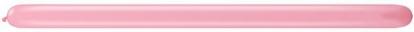 Modeliavimo balionai / rausvi (100vnt. Q160)