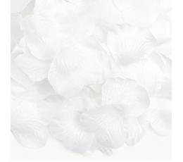 Rožių žiedlapiai / balti (100 vnt.)