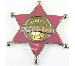 Šerifės ženkliukas (AKCIJA)