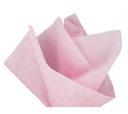 Šilkinis popierius/rožinis (10vnt./66cm x 51cm.)