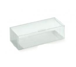 Skaidri dovanų dėžutė (1 vnt./90x60x40 mm)