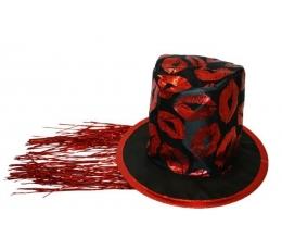 "Skrybėlė ""Bučiniai"" (20 x30 cm.)"