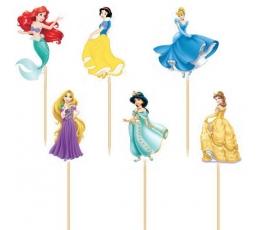 """Smeigtukai užkandžiams """"Princesės"""" (12 vnt./11.5 cm.)"""