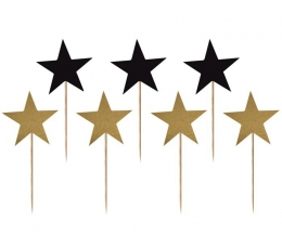 "Smeigtukai ""Žvaigždutės"" (10 vnt./7.5 cm.)"