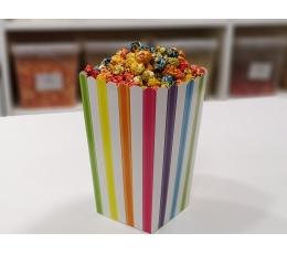 """Spragėsių dėžutės """"Dryžiai"""" (10 vnt./17.5x9.5x8 cm.)"""