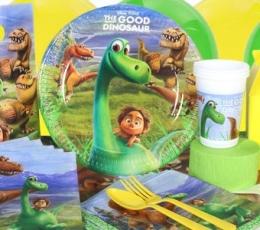 """Stiklinaitės """"Gerasis dinozauras"""" (8 vnt./200 ml.) 0"""