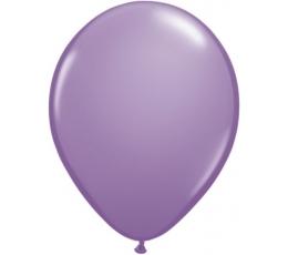 Šv. violetiniai pasteliniai balionai (25vnt.x28cm. Q11)