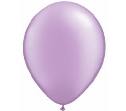 Balionai, šviesiai violetiniai, perlamutriniai  (100vnt./28cm.)