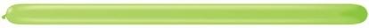 Modeliavimo balionai, šviesiai žali (100vnt. Q350)