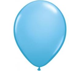 Šviesiai melsvi pasteliniai balionai (100vnt./28cm.Q11)