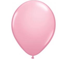 Šviesiai rožiniai pasteliniai balionai (25 vnt./28 cm.Q11)