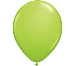 Šviesiai žali pasteliniai balionai (25 vnt./28cm.Q11)