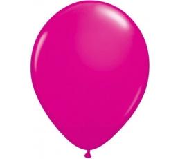 Tamsiai avietiniai pasteliniai balionai (100vnt./13cm. Q5)