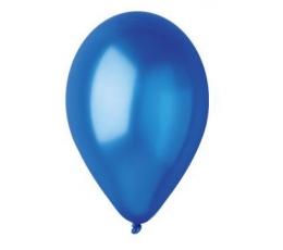 Tamsiai mėlyni perlamutriniai balionai (100vnt./28 cm.)