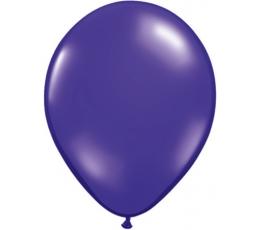 Tamsiai violetiniai pasteliniai balionai (100vnt./ 28cm.Q11)
