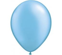 Tamsiai žydri perlamutriniai balionai (25 vnt./28cm.)