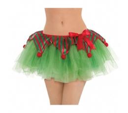 """""""Tutu"""" sijonas / Kalėdinis (27 cm.)"""