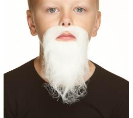 Vaikiška dirbtinė barzda ir ūsai (S132-LG)