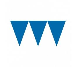 Vėliavėlių girlianda / mėlyna (4.5 m.)