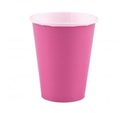 Vienkartiniai puodeliai / avietiniai (20 vnt./266 ml.)