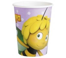 """Vienkartiniai puodeliai """"Bitė Maja"""" (8 vnt. /250 ml)"""