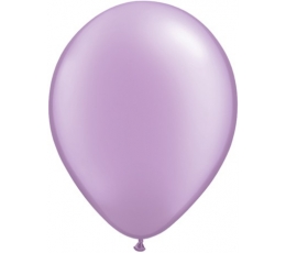Balionai, violetiniai perlamutriniai (100vnt./13cm.)