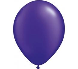 Balionai, tamsiai violetiniai perlamutriniai  (100vnt./28cm.Q11)